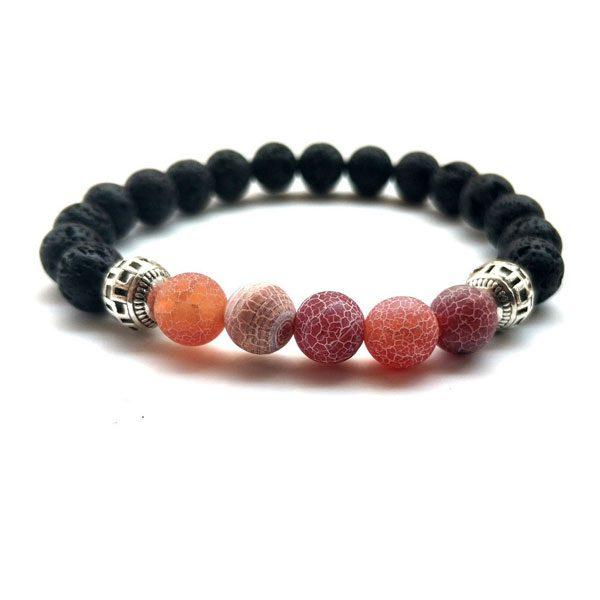 Yoga Jewelry Multicolor Beads Stone Bracelet-Co