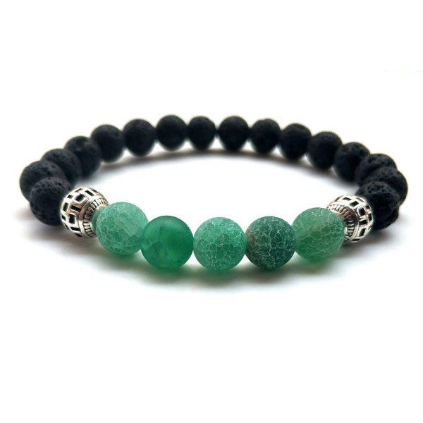 Yoga Jewelry Multicolor Beads Stone Bracelet-Gr